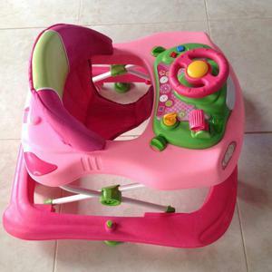 Hermoso Caminador de Niña Marca Bebesit