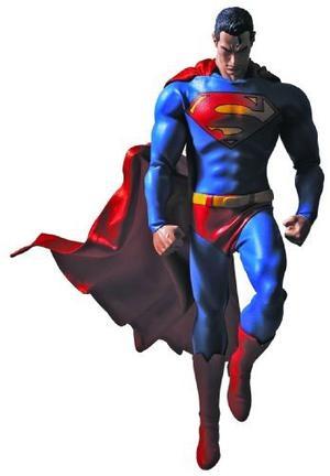 La Figura De Medicom Batman Silencio Superman Real Del Héro