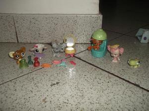 Littlest Pet Shop La Peluquería de las mascotas usado,