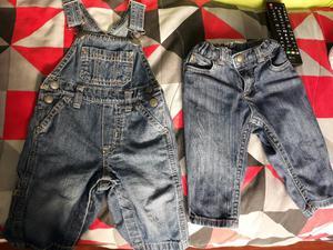 Overol Y Pantalon para Bebé Carter's 3/6