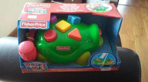 fisher price tortuga toc toc