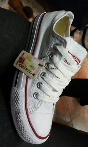 Converse Blanco