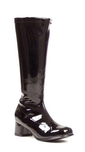 Ellie Zapatos Niñas Dora Niño (negro) Botas Negro Grande