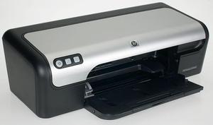 VENDO IMPRESOTA HP Deskjet D modelo
