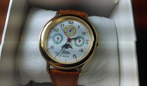 vendo o cambio bonito reloj FOSSIL cuarz multiagujas fase