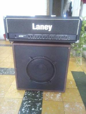 Amplificador De Guitarra Electrica Laney Lv300h Con Cabina