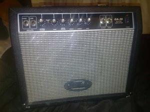 Amplificador Tom Grasso De 30w Para Guitarra Electrica