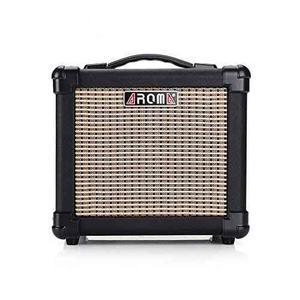 Aroma Ag 10w-10 Negro Amplificador De Guitarra De La Guitar