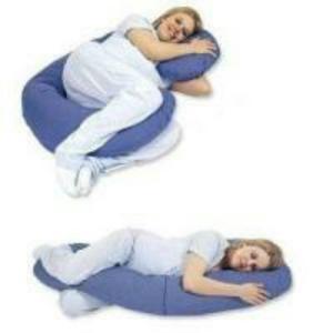 Cojines almohadas de embarazo y lactancia posot class - Almohadas para embarazo ...