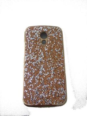 Estuche Motorola Moto G2 Dorado Envío Gratis