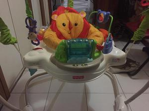 Jumperoo/Saltarin Fisher Price