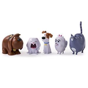 La Vida Secreta De Las Mascotas - Mini Mascotas De Colecció