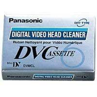 Panasonic Ay-dvmclww Limpiador De Cabezales De Vídeo Digita