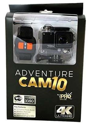 Ultraprox Aventura Cam 10 4k Uhd Deportivo Acción Cámara