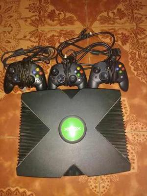 Xbox Clásico ,emuladores, 3 Controles Y 14 Juegos.