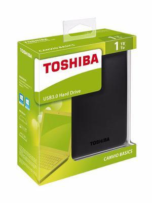 Disco Duro Externo Toshiba 1 Tera. Usb 3.0