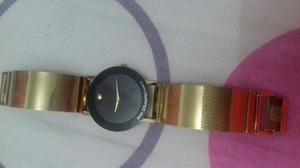 Vendo Cambio Hermoso Reloj D Mario Swiss