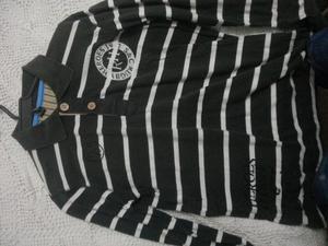 Camisa a Rayas, Marca Zara