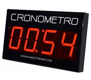 Cronómetros y relojes Deportivos para canchas Sintéticas