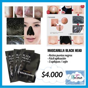 Macarilla Puntos Negros