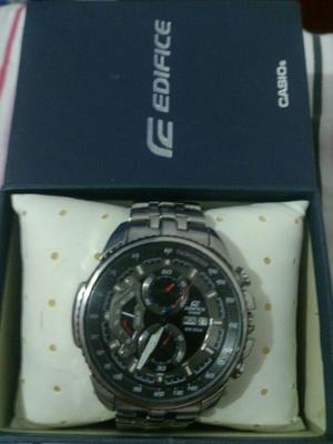 VENDO CASIO EDIFICE ORIGINAL CRONOGRAFO PERFECTO ESTADO!!
