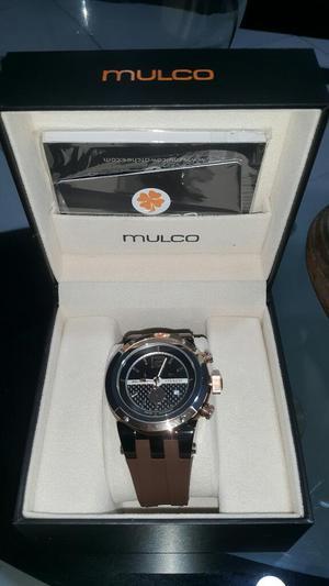 Vendo Reloj Mulco Original Nuevo