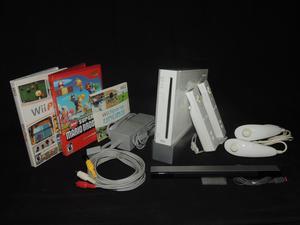 Consola Nintendo Wii Modelo RVL 001 Buen Estado Usado