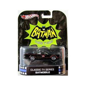 Hot Wheels Batman Classic Series De Tv Batmobile Die Cast V