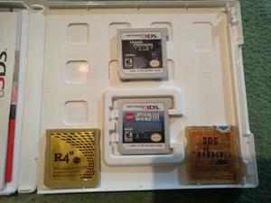 Juegos Nintendo 3ds Y Dos R4