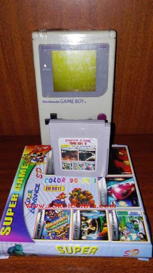 Juegos para Nintendo Gameboy Star Wars Dr Mario Red October