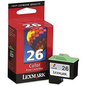 Lexmark n) En Color De Inyección De Tinta Oem Ge