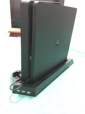 Play 4 Base Vertical Dos Controles