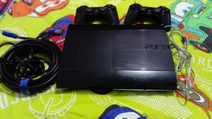 SE VENDE PLAY 3 SUPER SLIM, 500 GB