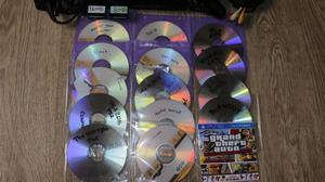 Vendo PS2 2 controles 2 memoryCard 15 Juegos