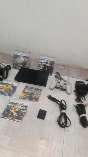 Vendo Play Station 2 Slim 2 Controles
