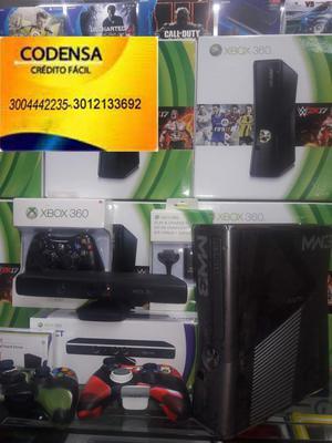 XBOX 360 slim lista para Kinect wifi hdmi control
