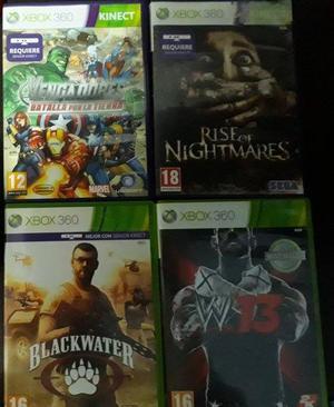 juegos originales de 360
