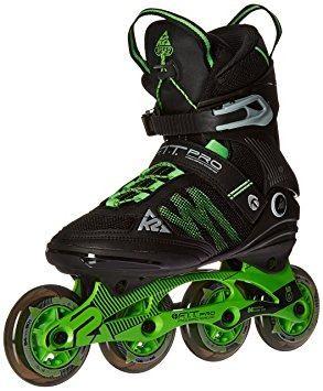 F.i.t. K2 Skate Hombres Pro 84 Patines De Ruedas W42