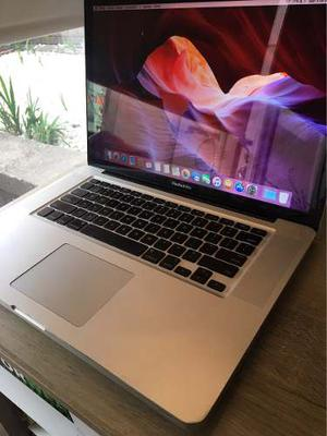 Macbook Pro 15 Core 5 8gb Ram 128 Sólido Perfecto Estado