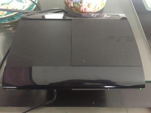 PS3 Super Slim 250gb 4 juegos 1 control