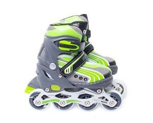 Patines Zoom Electric Verde Talla M ()