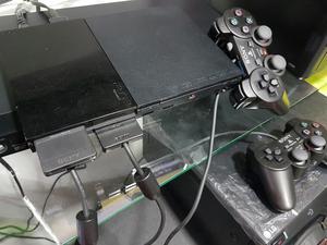 Playstation 2 Play Dos Controles Memoria