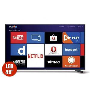 Televisor Led 49 Pulgadas Kalley K-led49fhdszt2in