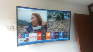 Televisor Samsung Curved 48 Smart Tv Serie 6