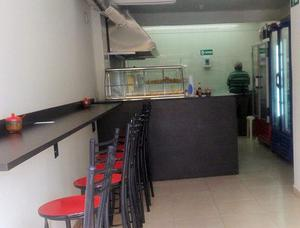 Mobiliario barra cafe posot class for Menaje restaurante