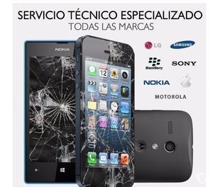 sercicio tecnico especializado en celulares y tablets