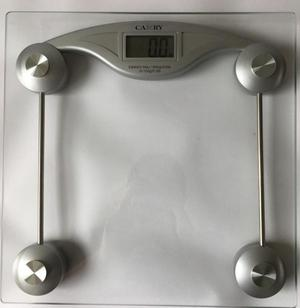 Bascula Balanza Pesa Digital 150kg Marca: Camry Vidrio