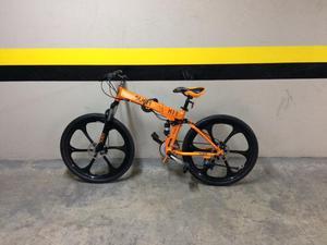 Bicicleta todoterreno plegable SUEH K11