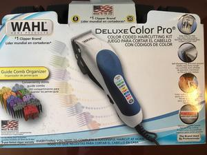 Maquina Peluquear Wahl Deluxe Color Pro