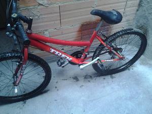 Vendo bicicleta todo terreno para mujer o niño rin 24